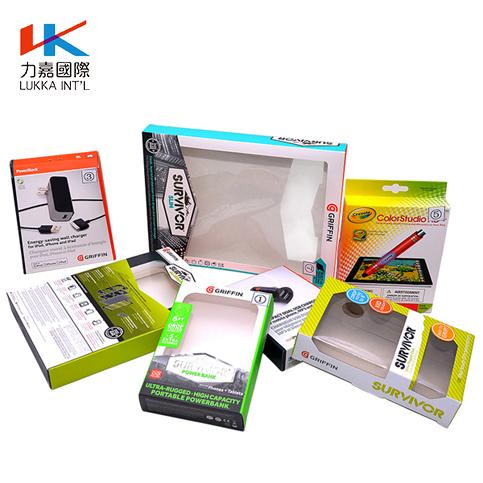 印刷品包装盒设计与制作
