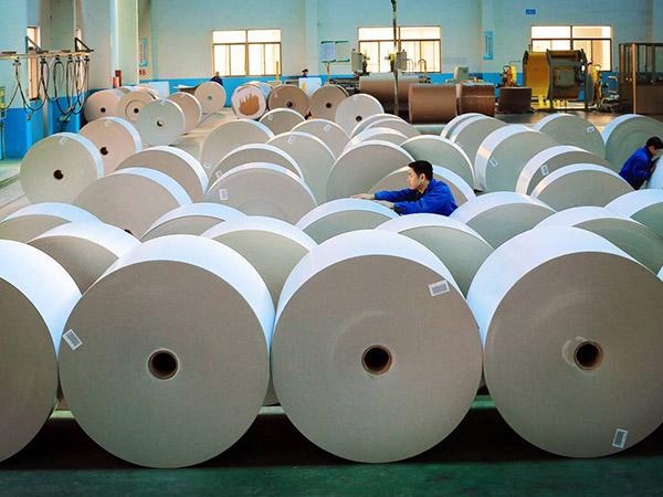 造纸和纸制品业上半年利润同比减少25.4%