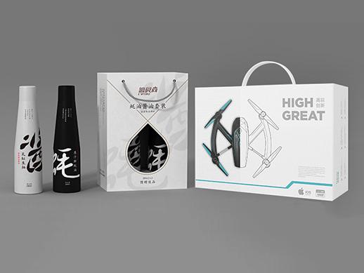 包装彩箱如何设计会更有仪式感?