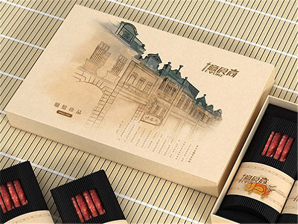 彩箱彩盒生产厂家归纳包装四大功能