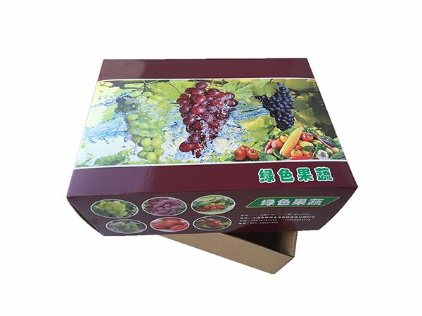 纸箱包装水果居然比塑料包装的更新鲜!
