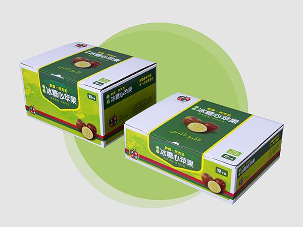 水果快递包装纸箱是如何做出来的?