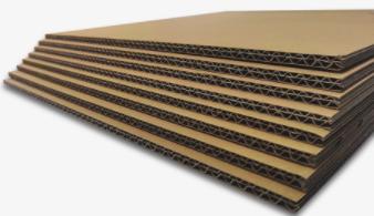 瓦楞纸和陶板有什么区别_力嘉包装