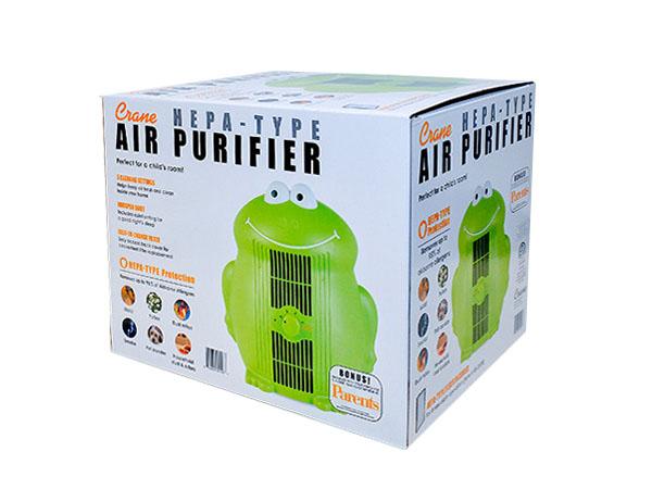 空气净化器包装彩盒-家电包装彩盒