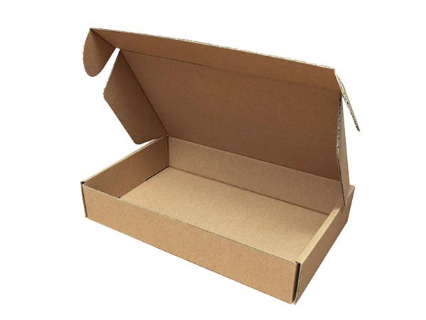 物流快递飞机盒-物流运输包装纸盒