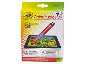 触控平板电容笔吊扣彩盒-数码3C包装彩盒