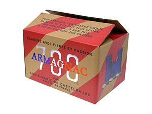 伏特加酒包装彩箱-食品包装彩箱