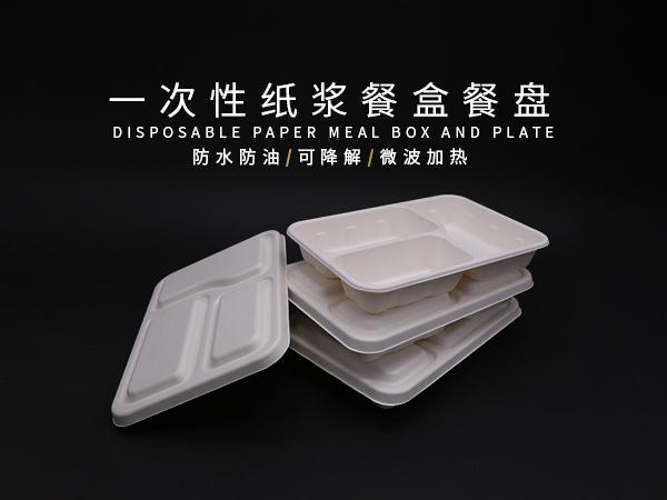 一次性外卖打包快餐盒_餐具_餐盘_饭盒