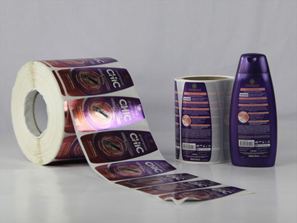 日化标签_日用品洗涤标签印刷