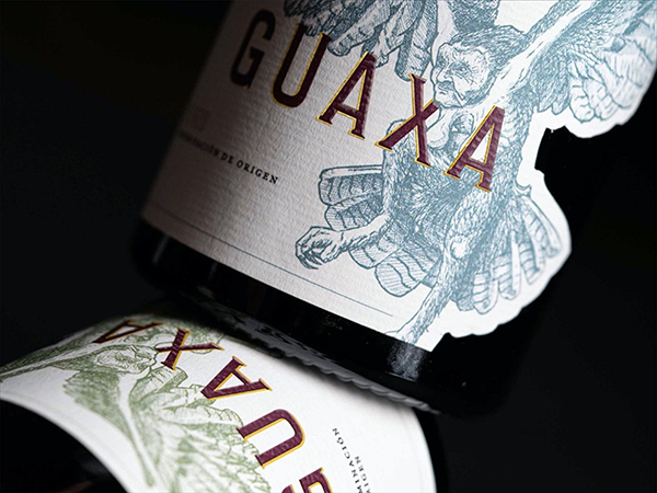 酒标签_红酒白酒标签贴纸_包装标贴