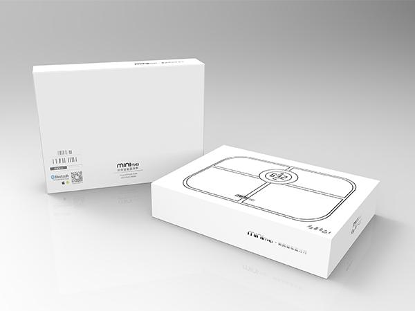 电子秤包装盒_体重_体脂秤包装箱